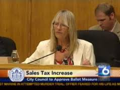 Donna Frye sales tax