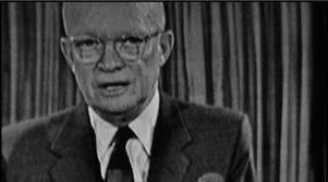 Eisenhower farewell