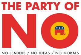 GOP party of No