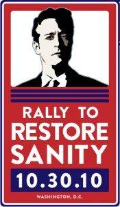 Jon Stewart rally logo