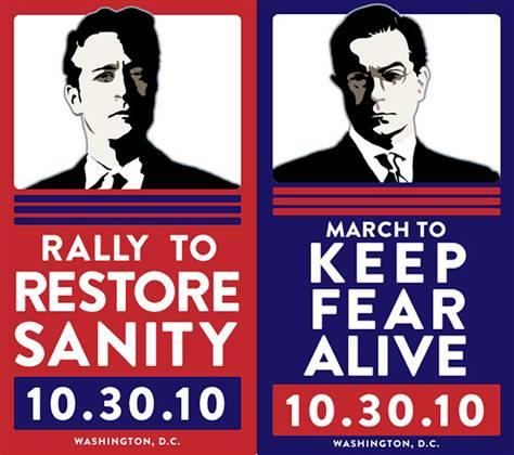 Rally restore sanity