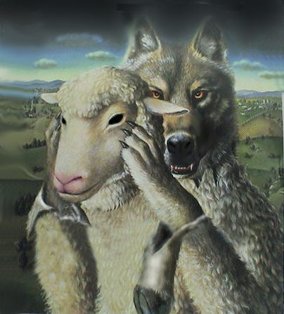 elections wolf sheep