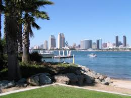 san diego scene at bay