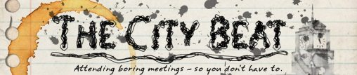 city beat header