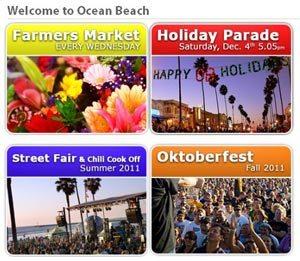 Screen Shot of OBMA Website