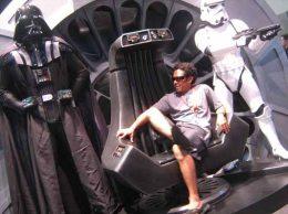 ComicCon Darth Vader Storm Trooper