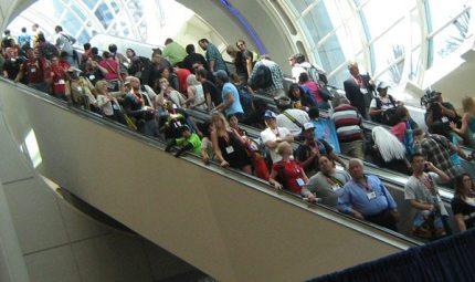 ComicCon 2011 San Diego Convention Center