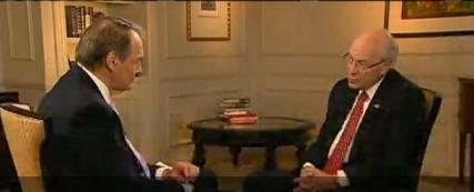 Dick Cheney CharRose 2-12-13