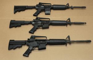 gun control assweapons