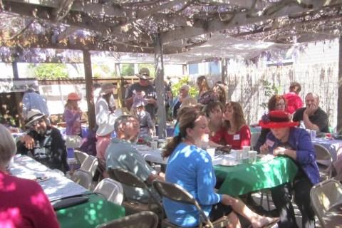 OB Wisteria Party 3-23-13 crowd05