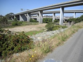 Mission Bay BikeRide 1Q dryRivFrwy