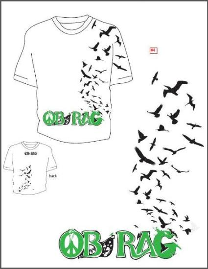 OB RAG tshirt 2nd