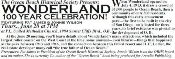 Wonderland Cel OBHS text