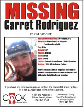 Garret Rodriguez poster