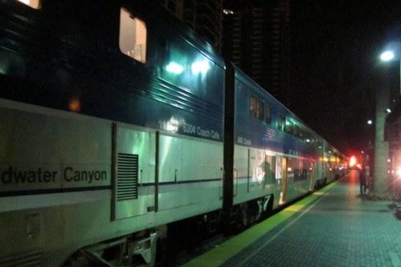 Amtrak SD morn jec