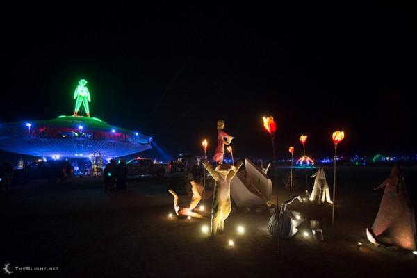 Burning Man 2013 NeilGirling