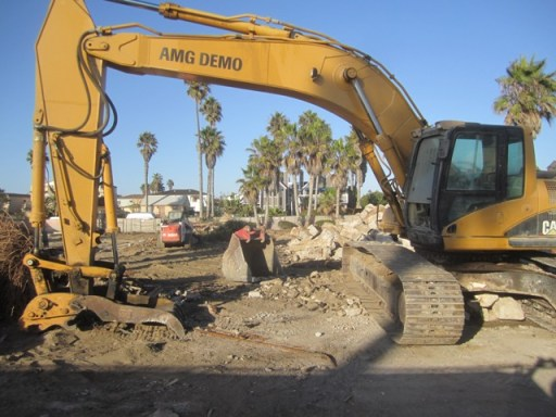 OB Demolition Sarat tract 01