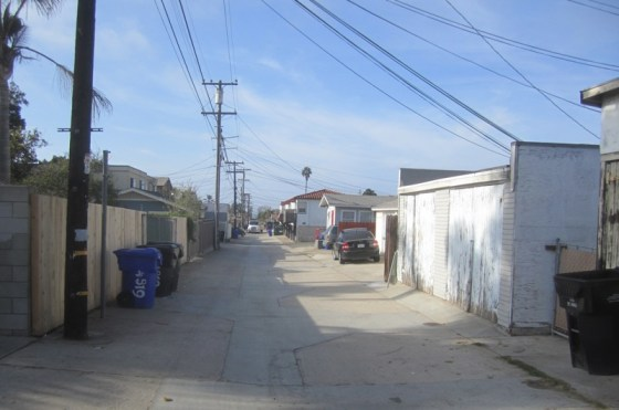 OB Dist 2 alley