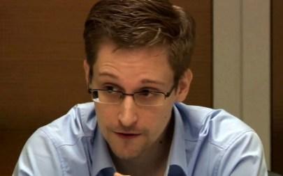 Edward Snowden ok