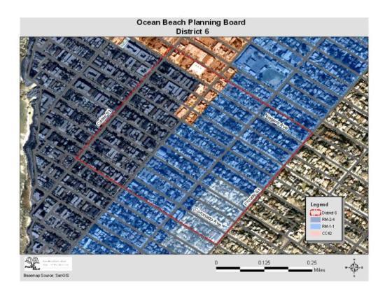 OB District 6 map