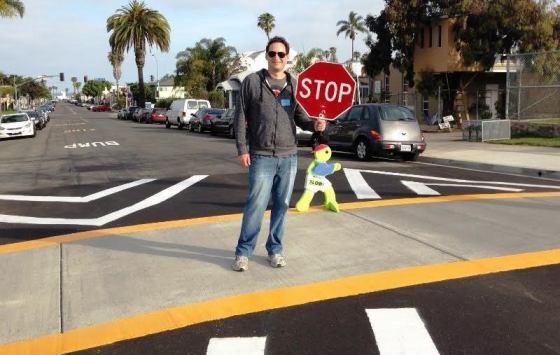 OB Crosswalk Matt onduty02