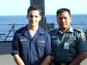 pete ruscitti navy