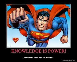 superman knowledge
