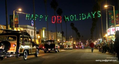 OB Holiday Parade