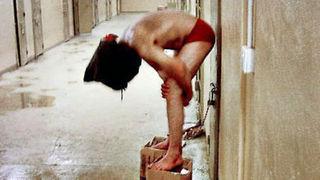 torture stress position