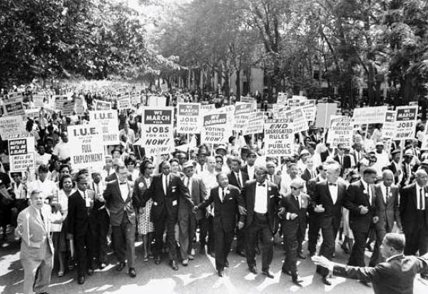 MLK march 60scvrihtsmvmnt