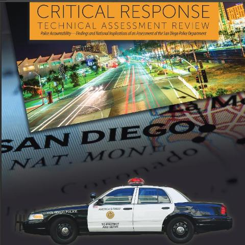 San Diego police report Cover March015