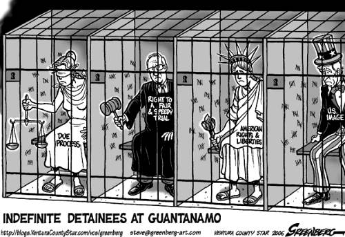 Gitmo cartoon