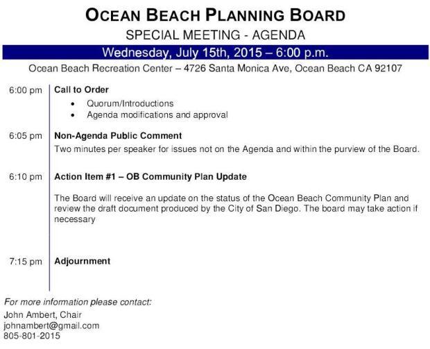 OBPB Agenda SpecMeet 7-15-15