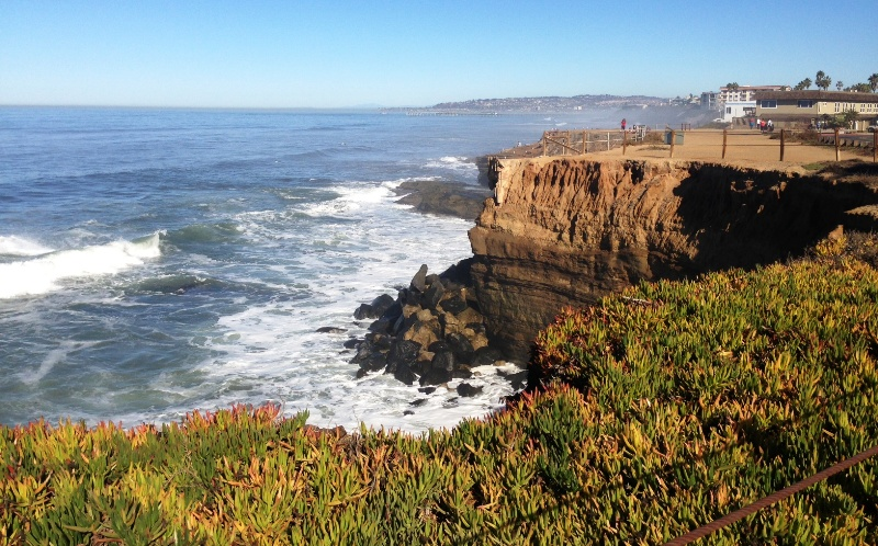 The Dangers of Sunset Cliffs: Average of 5 Deaths and Injuries Per
