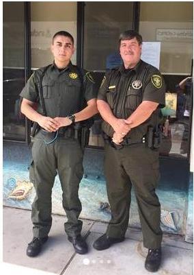 OB security patrol