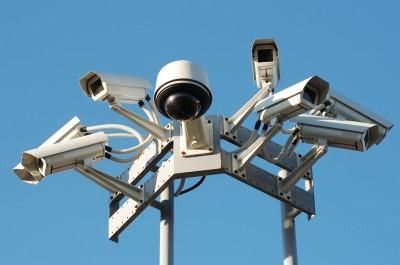 surveillance cam cluster