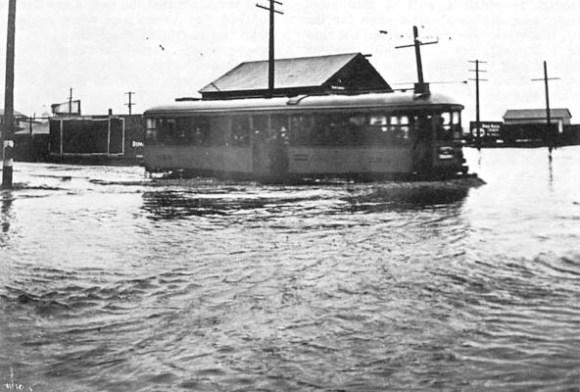 San Diego flood 1916 13 n M St