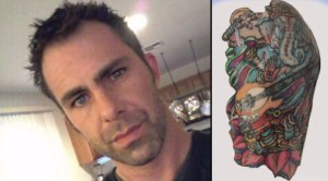 Marty McDermott tatto