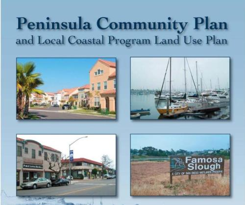 Pt Loma Community Plan cover
