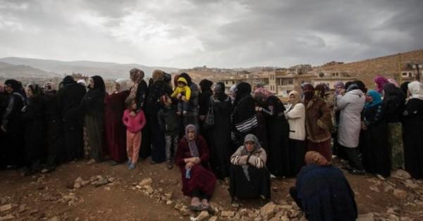 women syria redline