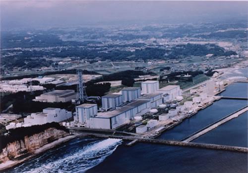 fukushima nuke reactor