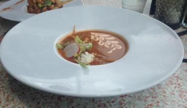 Coasterra jc tort soup