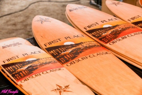 OB Surf classic boards