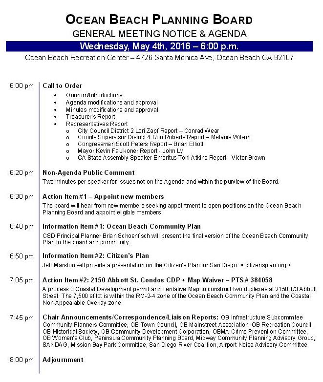 OBPB agenda 5-4-16