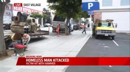 homeless attacks 7-13-16