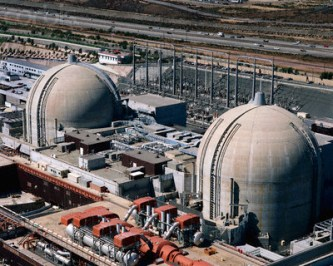 San Diego County, California, USA --- San Onofre Nuclear Generating Station --- Image by © Mark Karrass/Corbis