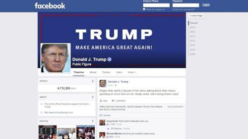 facebook-trump