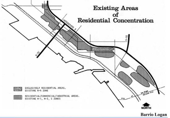 Shenanigans at the Barrio Logan Planning Committee Remind