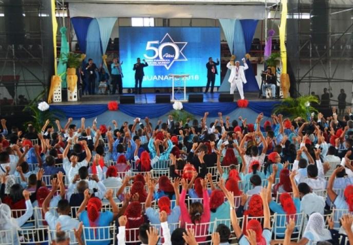 (+Fotos) Reunión de pastores ofrecida por el Dr. Puertas en Guanare estuvo llena de alegría, celebración y la unción del Espíritu Santo!
