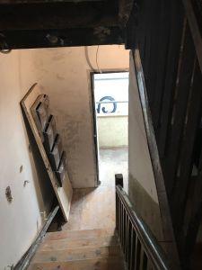 Rehabilitación de escaleras